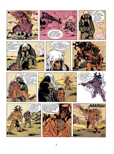 Page 4 Comès, Ergün l'Errant