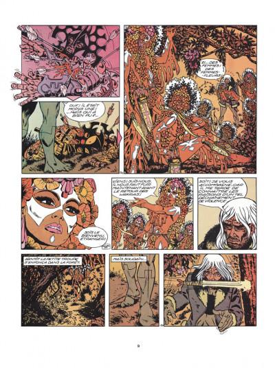 Page 5 Comès, Ergün l'Errant