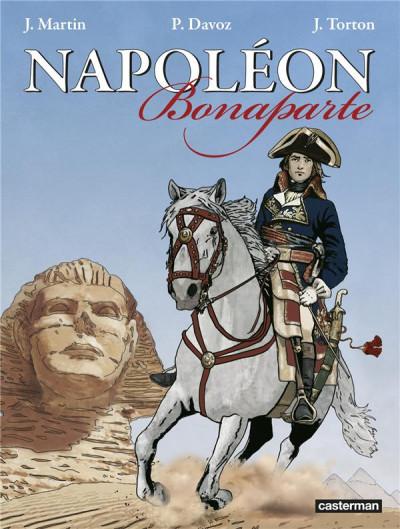 Couverture Napoléon Bonaparte - intégrale