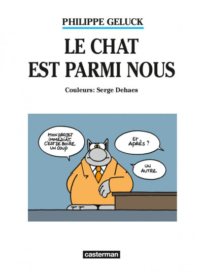 Page 1 Le chat tome 23