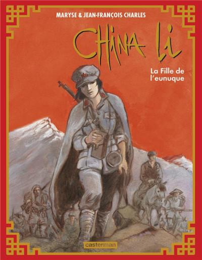 Couverture China Li tome 3