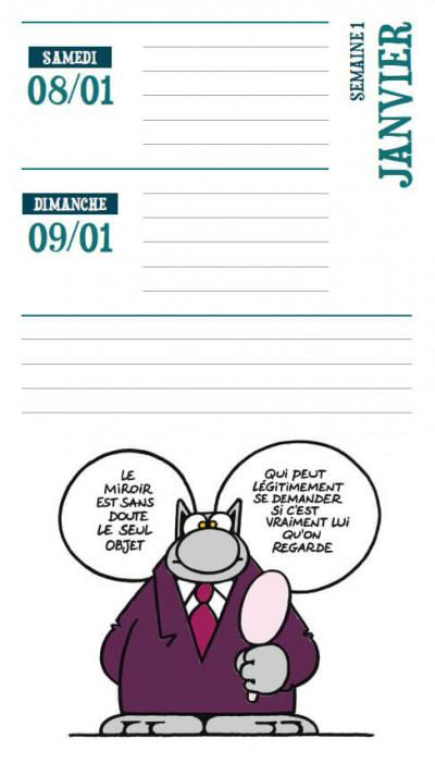 Page 3 Mini agenda le chat 2022