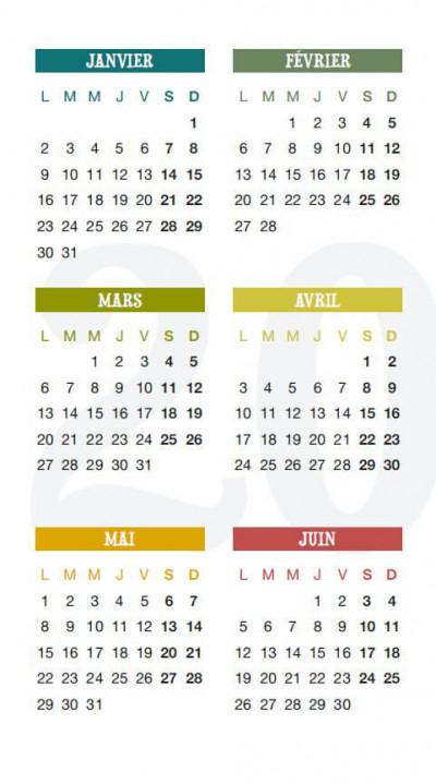 Page 5 Mini agenda le chat 2022