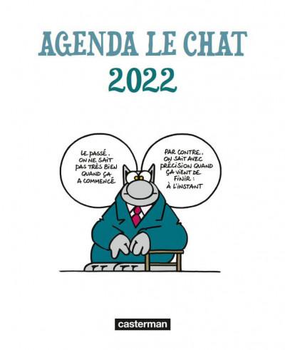 Page 1 Agenda le chat 2022