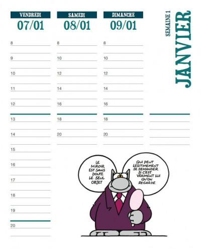 Page 3 Agenda le chat 2022