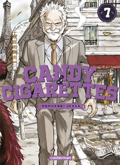 Couverture Candy & Cigarettes tome 7