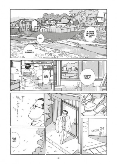 Page 4 L'homme qui marche - version originale