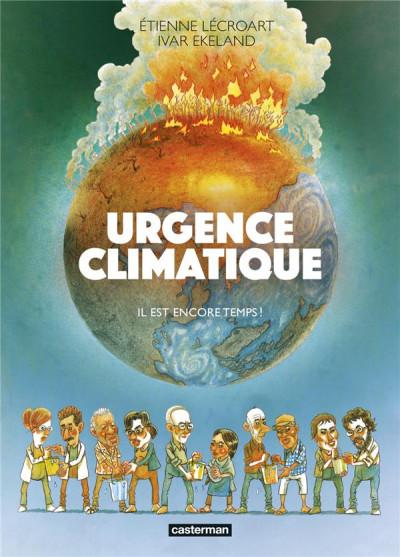 Couverture Urgence climatique