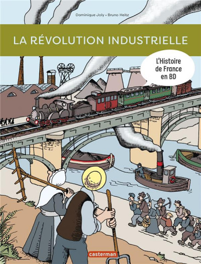 Couverture La révolution industrielle