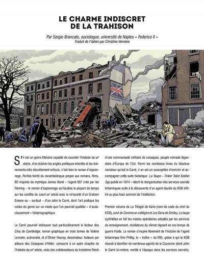 Page 4 Les cinq de cambridge - intégrale