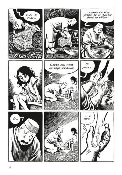 Page 4 Habibi (op roman graphique)