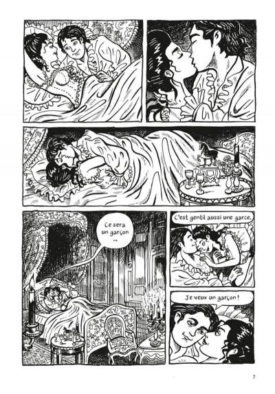 Page 1 Olympe de Gouges (op roman graphique)