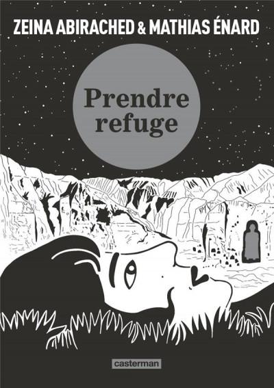 Couverture Prendre refuge (op roman graphique)