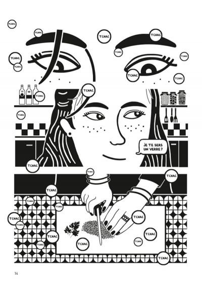 Page 1 Prendre refuge (op roman graphique)