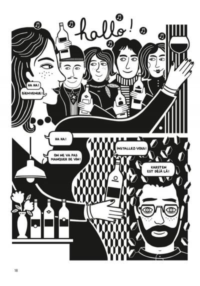 Page 5 Prendre refuge (op roman graphique)