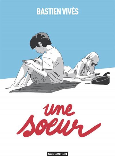 Couverture Une soeur (op roman graphique)