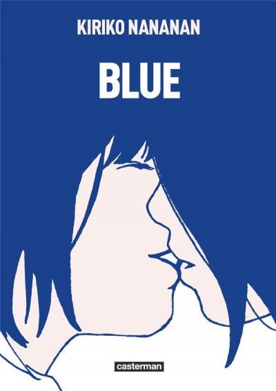 Couverture Blue (op roman graphique)
