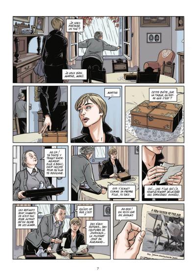Page 3 Femmes en résistance - intégrale