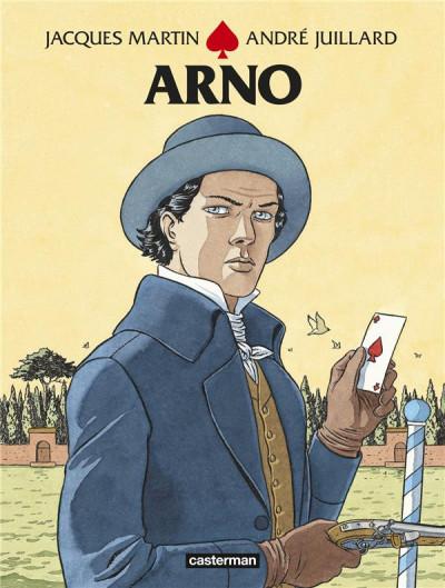 Couverture Arno - intégrale