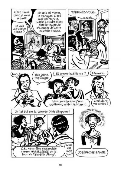 Page 1 Joséphine Baker