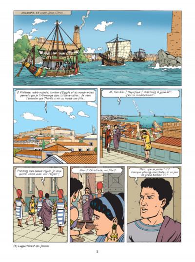 Page 1 Alix raconte tome 2 - cléopâtre