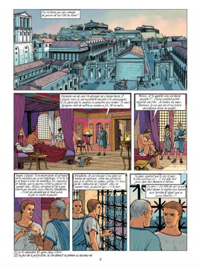 Page 1 Alix raconte tome 3 - néron