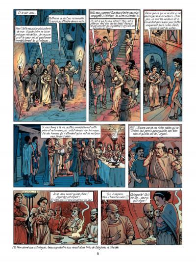 Page 3 Alix raconte tome 3 - néron