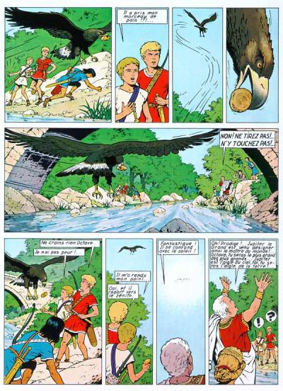 Page 1 Alix tome 8 - le tombeau étrusque