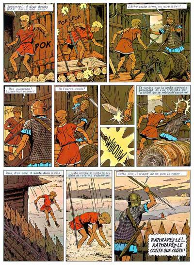 Page 1 Alix tome 9 - le dieu sauvage