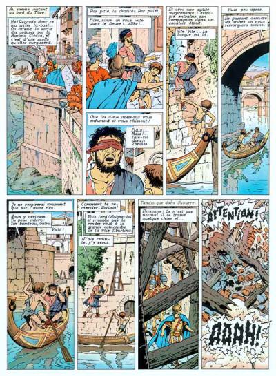 Page 1 Alix tome 12 - le fils de spartacus