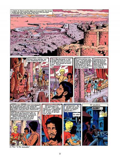 Page 2 Alix tome 13 - le spectre de carthage