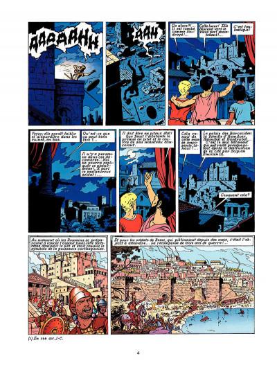 Page 3 Alix tome 13 - le spectre de carthage
