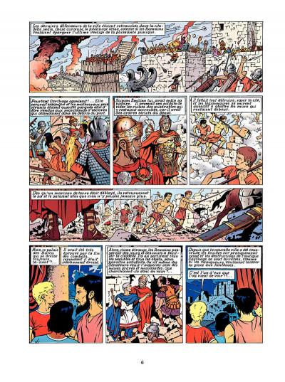 Page 5 Alix tome 13 - le spectre de carthage