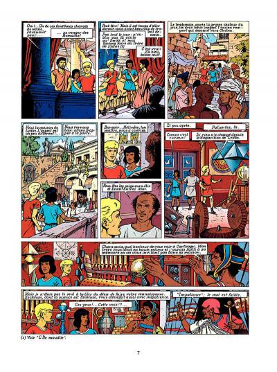 Page 6 Alix tome 13 - le spectre de carthage