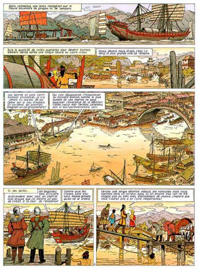 Page 1 Alix tome 17 - l'empereur de chine