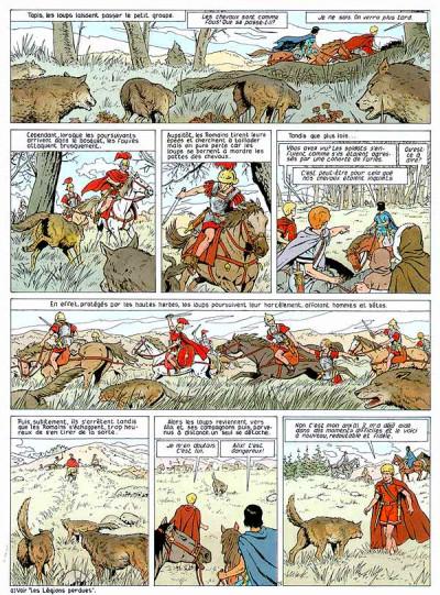 Page 1 Alix tome 18 - vercingétorix