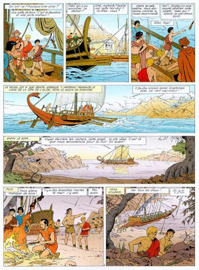 Page 1 Alix tome 19 - le cheval de troie