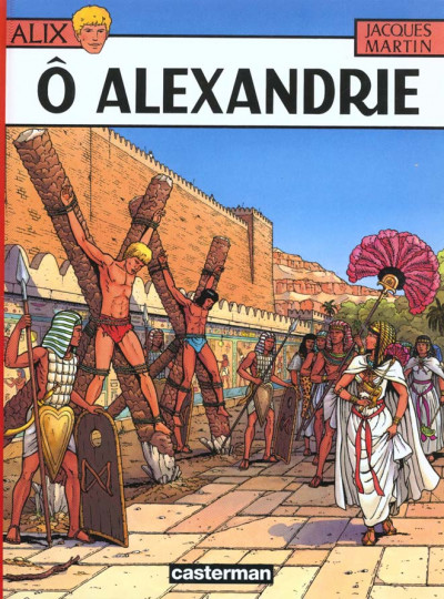 Couverture Alix tome 20