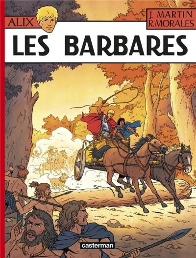 image de Alix tome 21 - les barbares