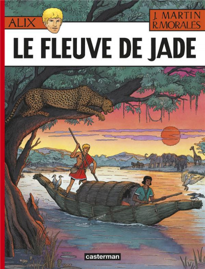 image de Alix tome 23 - le fleuve de jade