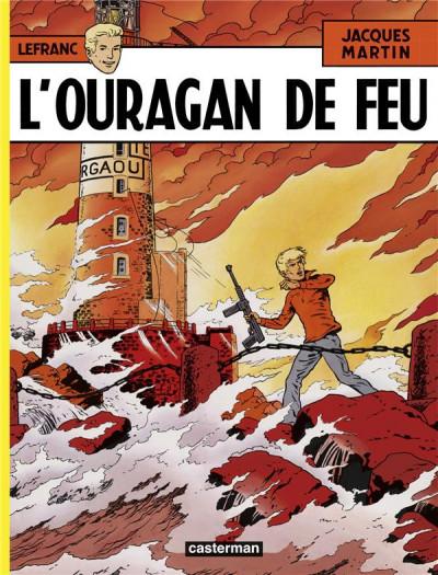 image de Lefranc tome 2 - l'ouragan de feu