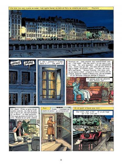 Page 4 Lefranc tome 14 - la colonne