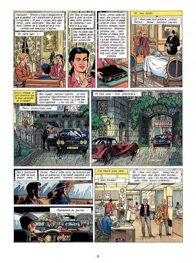 Page 6 Lefranc tome 14 - la colonne