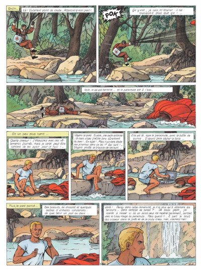 Page 0 Lefranc tome 15