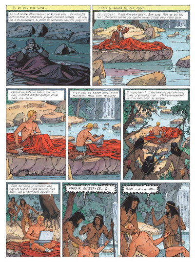 Page 1 Lefranc tome 15