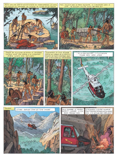 Page 2 Lefranc tome 15
