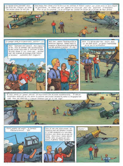 Page 3 Lefranc tome 15