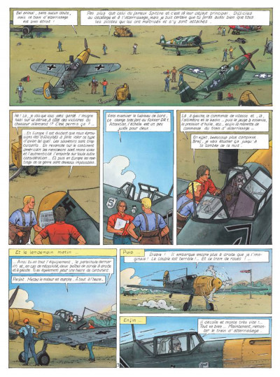 Page 4 Lefranc tome 15