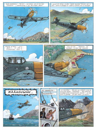 Page 5 Lefranc tome 15