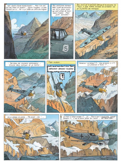 Page 6 Lefranc tome 15